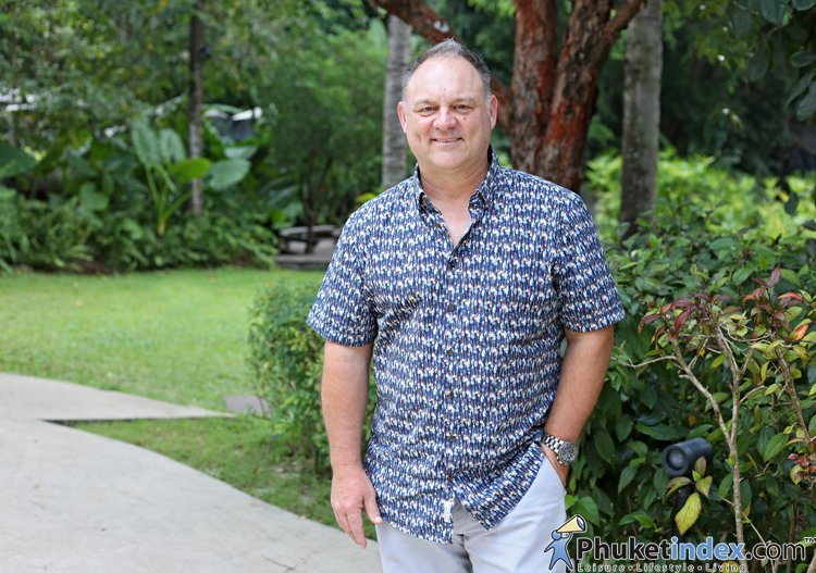 Brad Edman - General Manager at Renaissance Phuket Resort & Spa