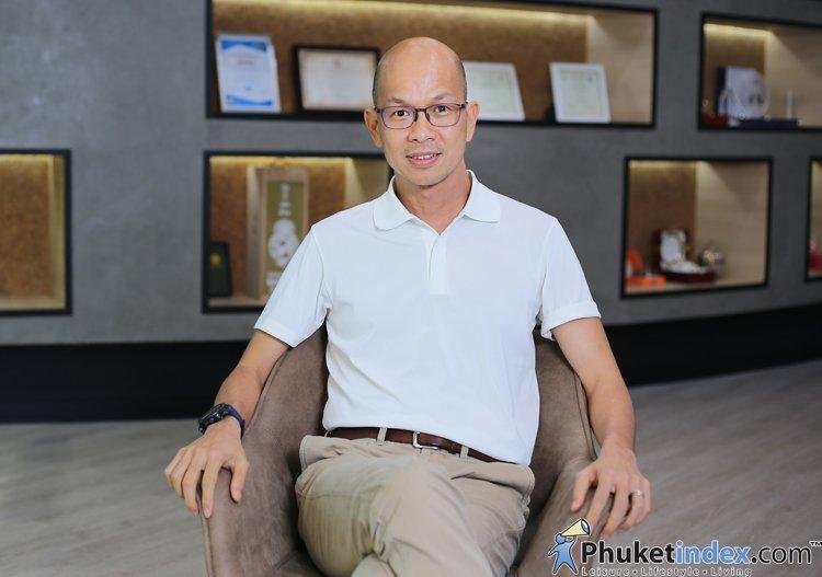 Mr.Bhummikitti Ruktaengam – The President of Phuket Tourism Association