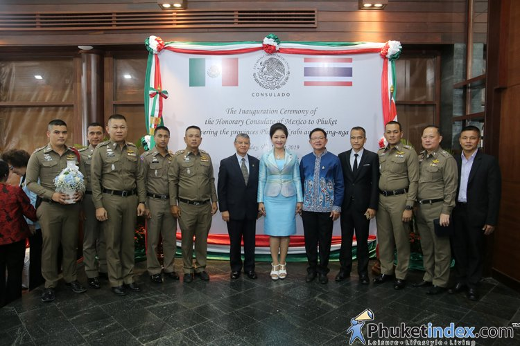 Natthakanya Saengpho - Honorary Consul of Mexico to Phuket