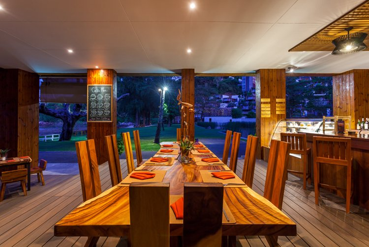 Mr. Visanu Konthong - Executive Sous Chef, The Naka Phuket