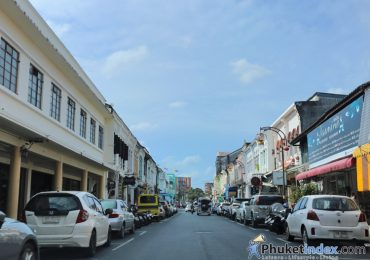 Local guide: Sightseeing in Phuket Old Town