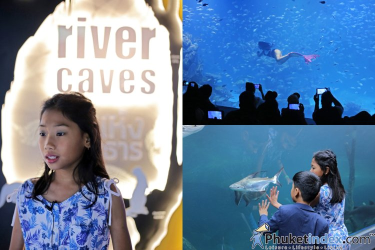 Kids' Zone: Explore Aquaria Phuket