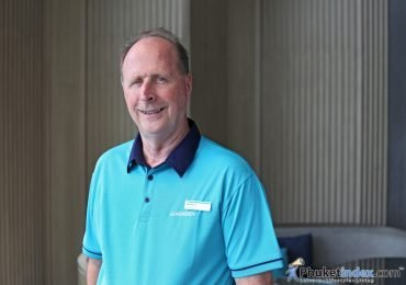 Mr.Trevor May – Hotel General Manager of Le Méridien Khao Lak Resort & Spa