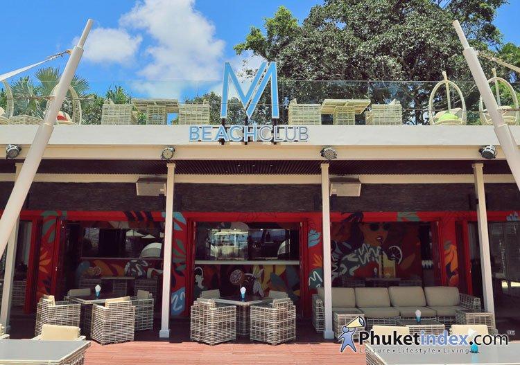 M Beach Club – Beach Club by JW Marriott Phuket Resort & Spa