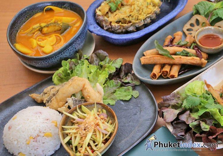 Basil Thai Kitchen – An authentic Thai flavors Restaurant in Phuket