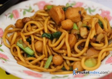 Phuket food – Phuket Fried Hokkien Noodles